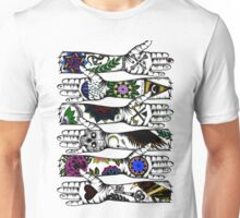 Arms of Religion Unisex T-Shirt