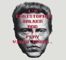 Christopher Walkenthrough by cosmicerr0r
