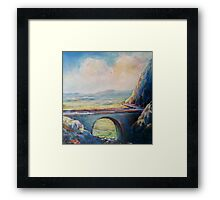 morning on the Kerry way Framed Print
