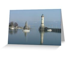 Misty Lindau Greeting Card