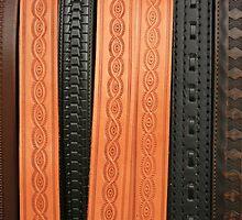 Stamped Belts by rhamm