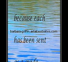 Rumi Quote 2 - Grateful - Guide by Barbara Griffin
