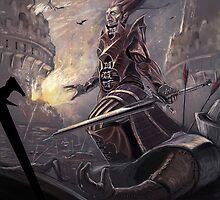 Vampire Vanquisher by CarloReynolds