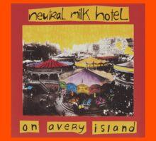Neutral Milk Hotel - On Avery Island by statostatostato