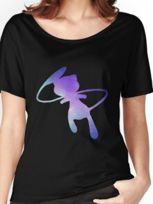 Pokemon Galaxy Mew Women's Relaxed Fit T-Shirt