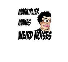 Markiplier Makes Weird Noises by aj4787