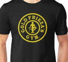 Gold Frieza's Gym Unisex T-Shirt