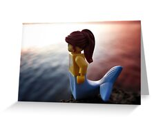 Mermaid Season Greeting Card