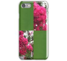 Crape Myrtle Blank Q5F0 iPhone Case/Skin