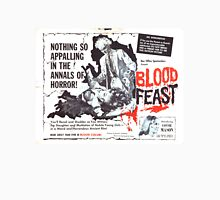 Blood Feast Poster Unisex T-Shirt
