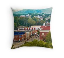 Williamsburg, Kentucky, USA Throw Pillow