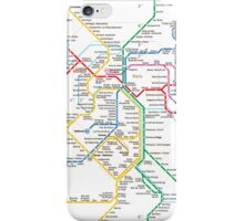 Travelling in Paris iPhone Case/Skin