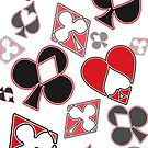 Suit of Cards by Daniel  Pittenger