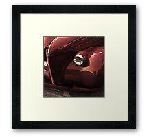 1939 Chevrolet Tudor front Framed Print