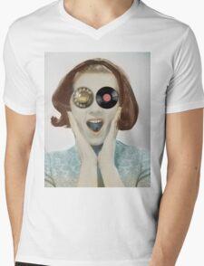 days gone by Mens V-Neck T-Shirt