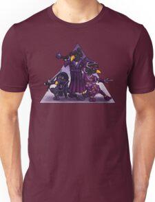 Samurai Ninja Penguin Team Unisex T-Shirt