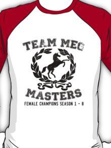 Team Meg - Dark T-Shirt