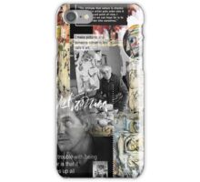 de kooning iPhone Case/Skin