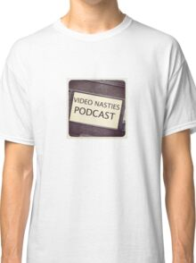 Video Nasties Podcast Icon Classic T-Shirt