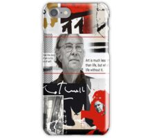 motherwell iPhone Case/Skin