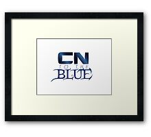 CNBlue - CN To The Blue (Simple Version) Framed Print