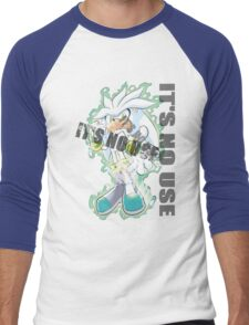 Sonic The Hedgehog [2006]: It's No Use! Men's Baseball ¾ T-Shirt