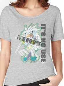 Sonic The Hedgehog [2006]: It's No Use! Women's Relaxed Fit T-Shirt