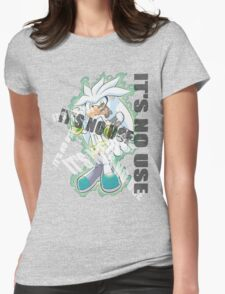 Sonic The Hedgehog [2006]: It's No Use! Womens Fitted T-Shirt