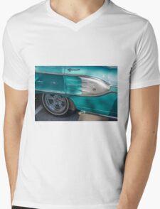 1958 Blue  Pontiac T-Shirt