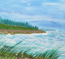 North Shore  by Hal Newhouser