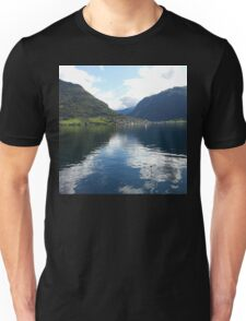 Norway Fjords -Photography + Products Design Unisex T-Shirt