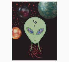 Cosmic Alien by LotsOfLaughter