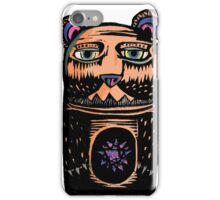 Abner Sandros iPhone Case/Skin