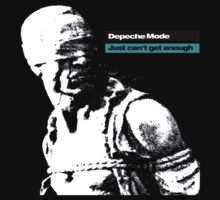 Depeche Mode : Just Can't Get Enough - invert  by Luc Lambert