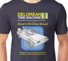 Time Machine Manual Unisex T-Shirt