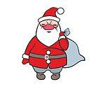 Santa Claus by -ashetana-