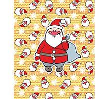 Santa Claus =) Photographic Print