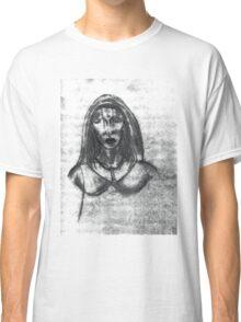 religous girl Classic T-Shirt