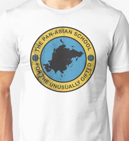 Pan-Asian School For the Unusually Gifted Unisex T-Shirt