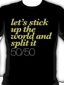Jay-Z, Stick Up The World T-Shirt