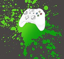 Xbox One Controller by MeatspinLegacy