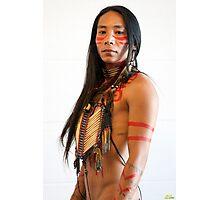 The Warrior Photographic Print