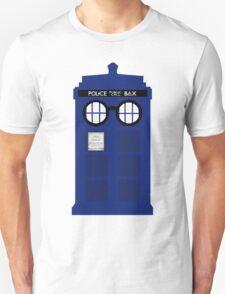 The Potter Tardis T-Shirt