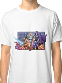He-man Masters of the Universe  Classic T-Shirt