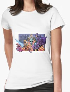 He-man Masters of the Universe  Womens Fitted T-Shirt