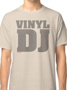 Vinyl DJ Grooves Classic T-Shirt