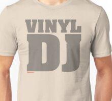 Vinyl DJ Grooves Unisex T-Shirt