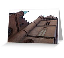 Lubeck Architecture Germany Greeting Card