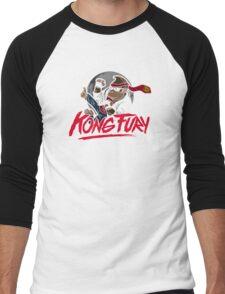 Kong Fury Men's Baseball ¾ T-Shirt