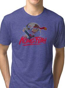 Kong Fury Tri-blend T-Shirt